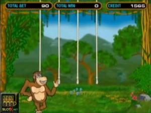 Игровой автомат обезьянки бонусная игра