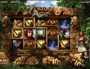Новый игровой автомат Viking Age