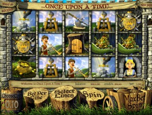 Игровой автомат Once Upon A Time