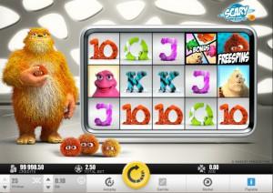 Игровой автомат Scary Friends от Rabcat
