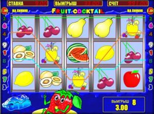 игровой автомат Клубнички