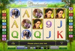Игровой автомат Cindereela (Золушка)