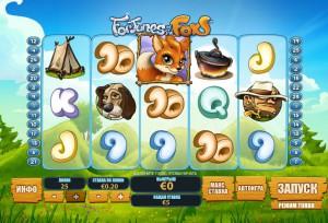 Игровой автомат Foxy Fortunes